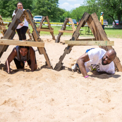 sand obstacle